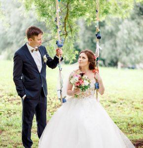 Андрей и Настя свадьба в шатре у Грота