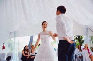 Первый танец фото