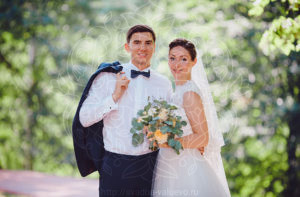 Полина и Андрей свадьба