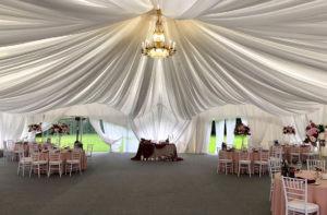 Свадьба в шатре в усадьбе
