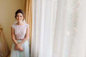 Осенняая свадьба в усадьбе