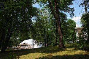 шатер для свадьбы Валуево