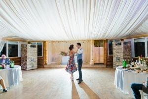 Певрвый свадебный танец
