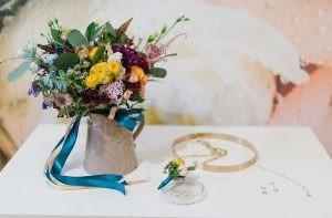 Утро невесты декор