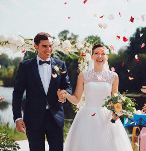Свадьба в шатре в Валуево
