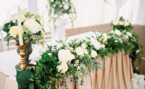 Декор на свадьбе Насти и Артема