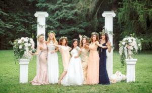 Греческая свадьба Насти и Артема
