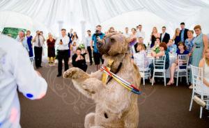 Медведь Степан на свадьбе