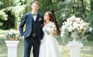 Отзывы о свадьбах в усадьбе Валуево