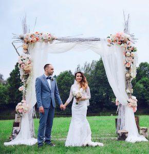 Проведение свадьбы в Валуево