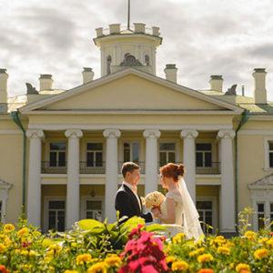 Свадьба в оранжевом стиле