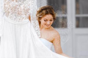 Сборы невесты во дворце