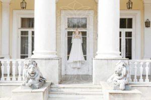 Свадьба летом в усадьбе Валуево