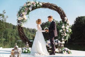 Выездная регистрация брака в Усадьбе Валуево